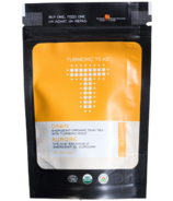 Turmeric Teas Dawn Orangic Loose Leaf Tea