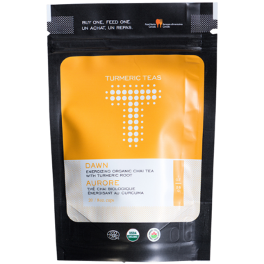 Turmeric Teas Dawn Organic Loose Leaf Tea