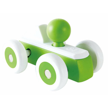 Hape Toys Rolling Roadster Green