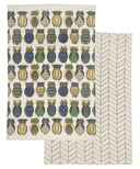 Danica Studio Night Owl Dishtowels Set