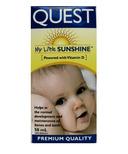 Quest My Little Sunshine Vitamin D3 Liquid
