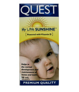 Quest My Little Sunshine Vitamin D3 Liquid