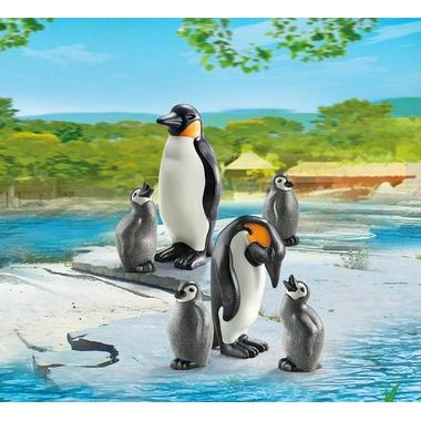 Playmobil Penguin Family