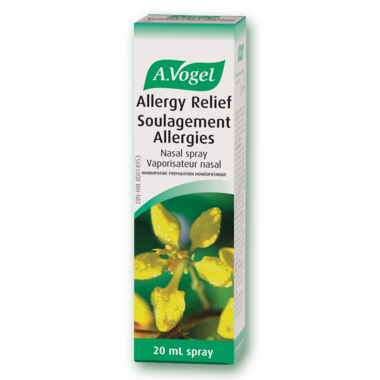 A.Vogel Allergy Relief Nasal Spray