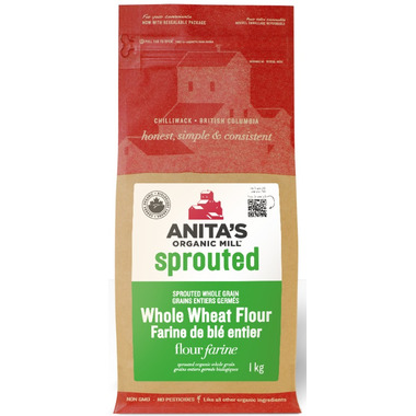 Anita\'s Organic Mill Organic Sprouted Wheat Flour