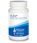 Biotics Research A.D.P. Emulsified Oregano Delayed Release