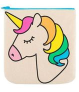 Fluf Unicorn Zip Pouch