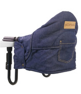 Guzzie & Guss Perch Hanging High-Chair Denim
