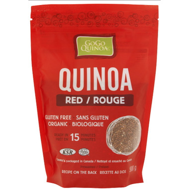 GoGo Quinoa Royal Red