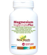 New Roots Herbal Magnesium Bisglycinate Plus
