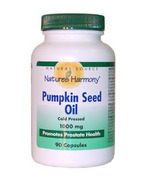 Nature's Harmony Pumpkin Seed Oil