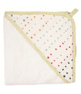 Petit Pehr Painted Dots Hooded Towel