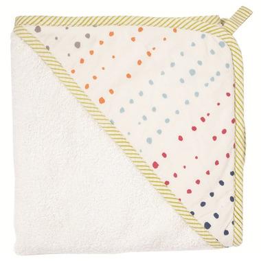 Petit Pehr Painted Dots Hooded Towel