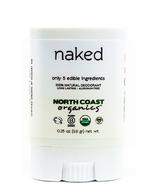 North Coast Organics naked Organic Deodorant Travel Size