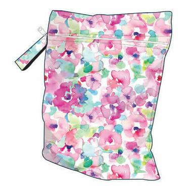 Bumkins Wet Bag Watercolour Flower