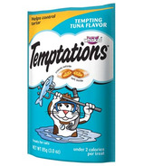 Whiskas Temptations Tempting Tuna Flavour Cat Treats