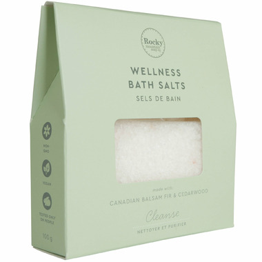Rocky Mountain Soap Co. Aromatherapy Cleanse Salts