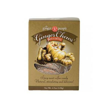 Ginger People Hot Coffee Ginger Chews