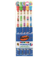 Smencils 5 Pack Scented Pencils
