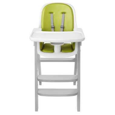 OXO Tot Sprout High Chair Grey/Green
