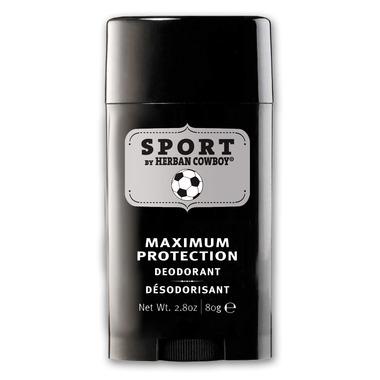 Herban Cowboy Sport Maxiumum Protection Deodorant