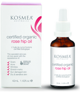 Kosmea Skin Clinic Certified Organic Rose Hip Oil