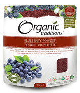 Organic Traditions Cold Dried Blueberry Powder