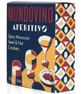 Mondovino Artisan Biscuits Moroccan Seed & Nut Crackers