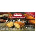 Jennies Gluten-Free Bakery Classic Pound Cake Mini's