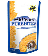 PureBites Freeze Dried Cheddar Cheese Dog Treats