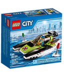 LEGO City Race Boat
