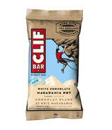 Clif Bar White Chocolate Macadamia Nut Energy Bars