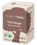 OrganicTree Organic Tulsi Ginger Tea