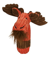 Hugglehounds Endless Squeak Small Moose Dog Toy