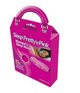 Sleep Pretty In Pink Women's Sleep Mask