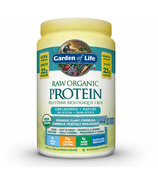 Garden of Life Raw Organic Plant Protein Unflavoured