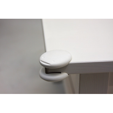 Qdos StayPut Corner Protectors White