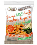 Eat Real Quinoa & Kale Puffs Jalapeno Cheddar Flavour