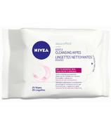 Nivea Aqua Effect Gentle Cleansing Wipes