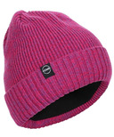 Kombi The Snowboarder Childrens Hat Magenta