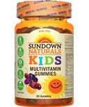 Sundown Naturals Sundown Kids Multi Gummies