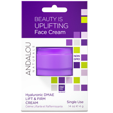 ANDALOU naturals Age Defying Hyaluronic DMAE Lift & Firm Cream Pod