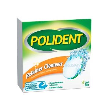 Polident Retainer Cleanser