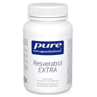 Pure Encapsulations Resveratrol Extra