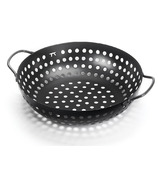 Outset Nonstick Round Grill Wok