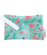 AppleCheeks MiniZip Storage Sac Flamingle