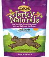 Zuke's Dog Jerky Naturals Lamb Formula