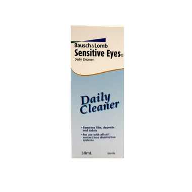 Bausch & Lomb Sensitive Eyes Daily Cleanser