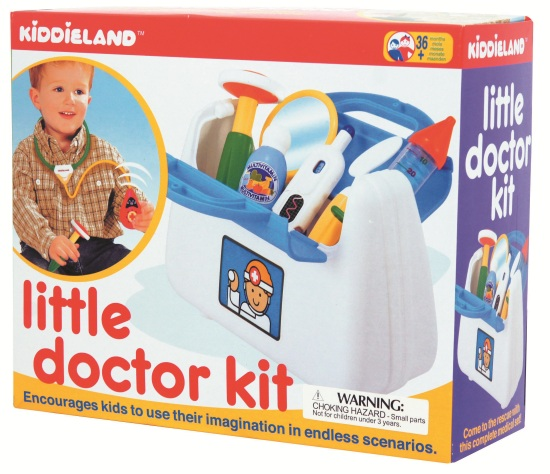 Buy Kiddieland Little Doctor Kit At Well Ca Free