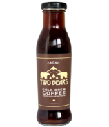 Two Bears Cold Brew Coffee Cacao & Coffee